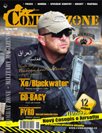 Hazard 4 Evac Series Go Bags Featured in Combat ZOne military magazine 2010 June