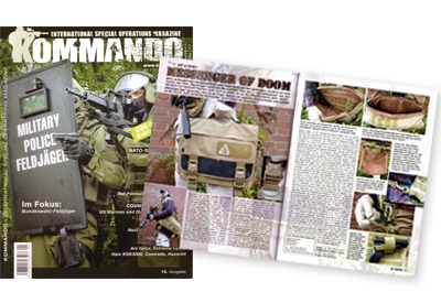 usmc french magazine article distributor on h4 hazard 4